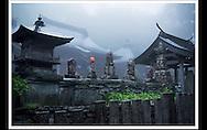 スエーデンの写真雑誌 &quot;Kamera &amp; bild&quot;<br /> クリスティーナ ショーグレンの特集記事<br /> <br /> 写真 <br /> 焼山寺 徳島県<br /> 四国八十八ヶ所巡りより <br /> スエーデンの旅行雑誌Vagabond<br /> <br /> - The temple Shosan-ji is one of the 88 temples included in the Shikoku Pilgrimage, Japan.