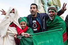 2019-03-09 Algerian protest against President Bouteflika