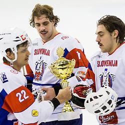 20121110: SLO, Ice Hockey - EIHC tournament Ljubljana 2012, Slovenia vs Austria