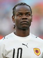 Fussball WM 2006  Gruppenspiel  Vorrunde  Nationalmannschaft Angola Akwa (ANG)