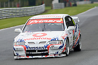 #4 Graeme Dodd - Nissan Primera during HSCC Super Touring Car Championship qualifying at Oulton Park, Little Budworth, Cheshire, United Kingdom. June 07 2014. World Copyright Peter Taylor/PSP. Copy of publication required for printed pictures.  Every used picture is fee-liable. http://archive.petertaylor-photographic.co.uk