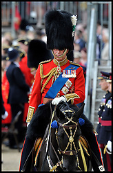 Prince Charles attends the Queen's Trooping of the Colour, The Queen's Birthday Parade, on Horse Guards Parade, Saturday June 16, 2012. Photo by Andrew Parsons/i-Images..All Rights Reserved ©Andrew Parsons/i-Images .See Special Instructions