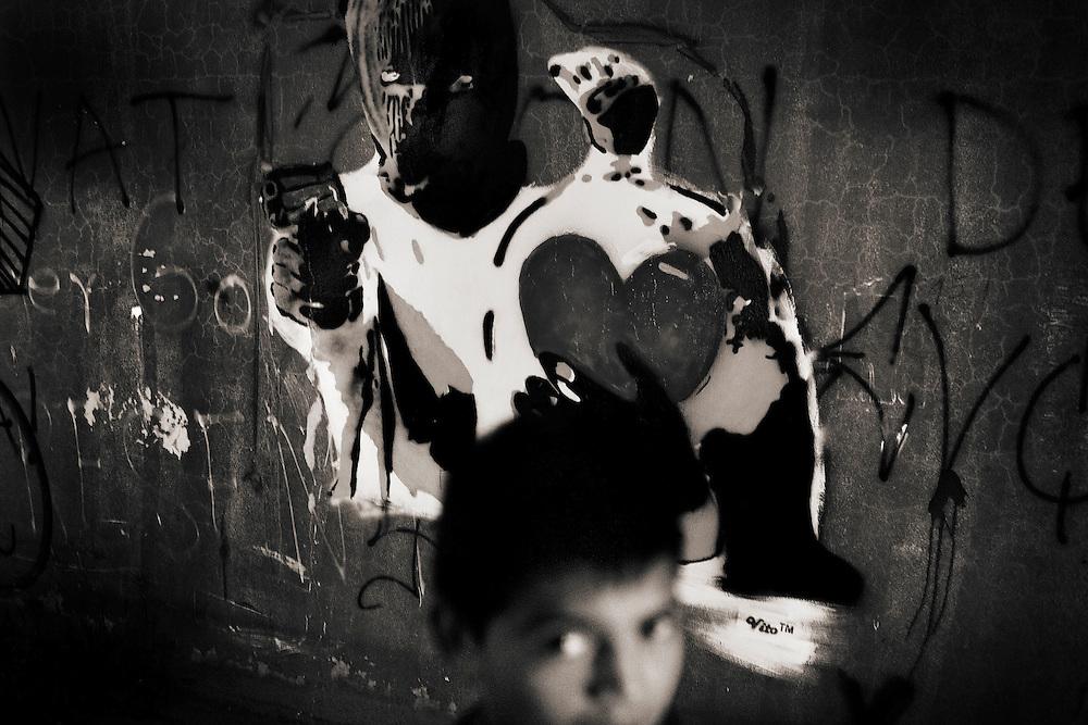 Graffiti Works in the streets of Tegucigalpa, honduran artist Maeztro Urbano <br /> OBRAS EN LAS CALLES DE TEGUCIGALPA DEL ARTISTA HONDURE&Ntilde;O MAESTRO URBANO
