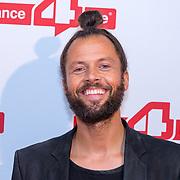 NLD/Amsterdam/20180622 - Inloop Dance4life gala 2018, dj De La Fuentes