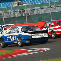 Jaguar XJ12 Touring Car at Silverstone Classics 21/22 July 2012