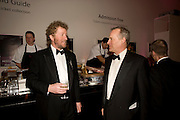 SIMON FAULKS; PETER CAREW, National Portrait Gallery fundraising Gala in aid of its Education programme, National Portrait Gallery. London. 3 March 2009 *** Local Caption *** -DO NOT ARCHIVE-© Copyright Photograph by Dafydd Jones. 248 Clapham Rd. London SW9 0PZ. Tel 0207 820 0771. www.dafjones.com.<br /> SIMON FAULKS; PETER CAREW, National Portrait Gallery fundraising Gala in aid of its Education programme, National Portrait Gallery. London. 3 March 2009