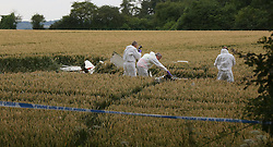 A woman who died in a Power Gliding accident has been named by Police today as Kay Draper. She represented the British hang gliding team that won the first Women&rsquo;s European and Women&rsquo;s World Championships after taking up the sport in 1979.<br /> She first learned to fly gliders in 1996, flying in her first competition in 1999.<br /> <br /> <br /> <br /> <br /> She shared two gliders with her husband, David, who has also been a member of the British team.<br /> Mrs Draper also worked as an independent occupational therapist.<br /> Mrs Draper died following a powered glider crashing and breaking into pieces near to the village of Preston Canover this lunchtime. The female glider pilot is believed to have taken off from Lasham airfield just after 11.30 this morning and got into difficulty. Emergency services rushed to the scene but were unable to save the woman