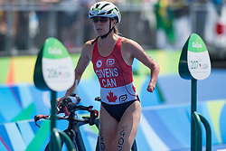 GIVENS Chantal, CAN, Para-Triathlon, PT4 at Rio 2016 Paralympic Games, Brazil
