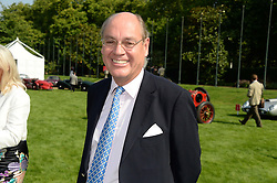The HON.SIMON HOWARD at the St.James's Concours of Elegance at Marlborough House, London on 5th September 2013.