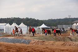 Geerts Glenn,  BEL, Birckhouse Billie, Dash, De Solist, Scampolo, Zeron<br /> World Equestrian Games - Tryon 2018<br /> © Hippo Foto - Sharon Vandeput<br /> 20/09/2018