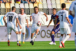 Nik Lorbek of NS Mura during football match between NK Maribor and NS Mura in 2nd Round of Prva liga Telekom Slovenije 2018/19, on July 29, 2018 in Ljudski vrt, Maribor, Slovenia. Photo by Mario Horvat / Sportida