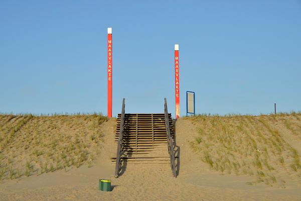 Nederland, Rotterdam, 15-9-2012De zeewering van de 2e, nieuwe, tweede maasvlakte.Foto: Flip Franssen/Hollandse Hoogte