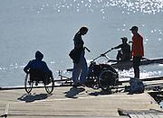 Brighton, MA 050714 CRI Community Inc parroting. (Essdras M Suarez/ EMS Photography)