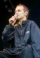 Tim Booth - James / V Festival 98, Hylands Park, Chelmsford, Essex, Britain - August 1998.