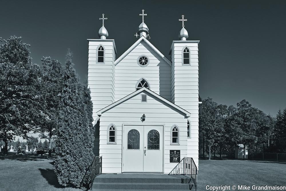 Holy Eucharist Ukrainian Catholic Church<br /> Rosa<br /> Manitoba<br /> Canada
