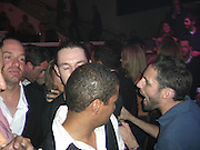 **EXCLUSIVE**.Seth BROWARNIK Photographer kicking another photographer out of the club and punching him..Victoria's Secret Fashion Show Post Party.Liv  Nightclub.Miami Beach, FL, USA..Saturday, November 15, 2008..Photo By Celebrityvibe.com.To license this image please call (212) 410 5354; or Email: celebrityvibe@gmail.com ;.website: www.celebrityvibe.com