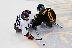 GER v JPN during the 2013 World Para Ice Hockey Qualifiers for Sochi, Torino, Italy