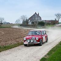 Car 64 William Calvert Adrian Bramley Austin Mini Cooper S_gallery