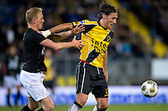 Onderwerp/Subject: NAC Breda - RKC Waalwijk - Eredivisie<br /> Reklame:  <br /> Club/Team/Country: <br /> Seizoen/Season: 2012/2013<br /> FOTO/PHOTO: Nemanja GUDELJ (R) of NAC Breda in duel with Henrico DROST (L) of RKC Waalwijk. (Photo by PICS UNITED)<br /> <br /> Trefwoorden/Keywords: <br /> #04 $94 ±1342772543138<br /> Photo- & Copyrights © PICS UNITED <br /> P.O. Box 7164 - 5605 BE  EINDHOVEN (THE NETHERLANDS) <br /> Phone +31 (0)40 296 28 00 <br /> Fax +31 (0) 40 248 47 43 <br /> http://www.pics-united.com <br /> e-mail : sales@pics-united.com (If you would like to raise any issues regarding any aspects of products / service of PICS UNITED) or <br /> e-mail : sales@pics-united.com   <br /> <br /> ATTENTIE: <br /> Publicatie ook bij aanbieding door derden is slechts toegestaan na verkregen toestemming van Pics United. <br /> VOLLEDIGE NAAMSVERMELDING IS VERPLICHT! (© PICS UNITED/Naam Fotograaf, zie veld 4 van de bestandsinfo 'credits') <br /> ATTENTION:  <br /> © Pics United. Reproduction/publication of this photo by any parties is only permitted after authorisation is sought and obtained from  PICS UNITED- THE NETHERLANDS