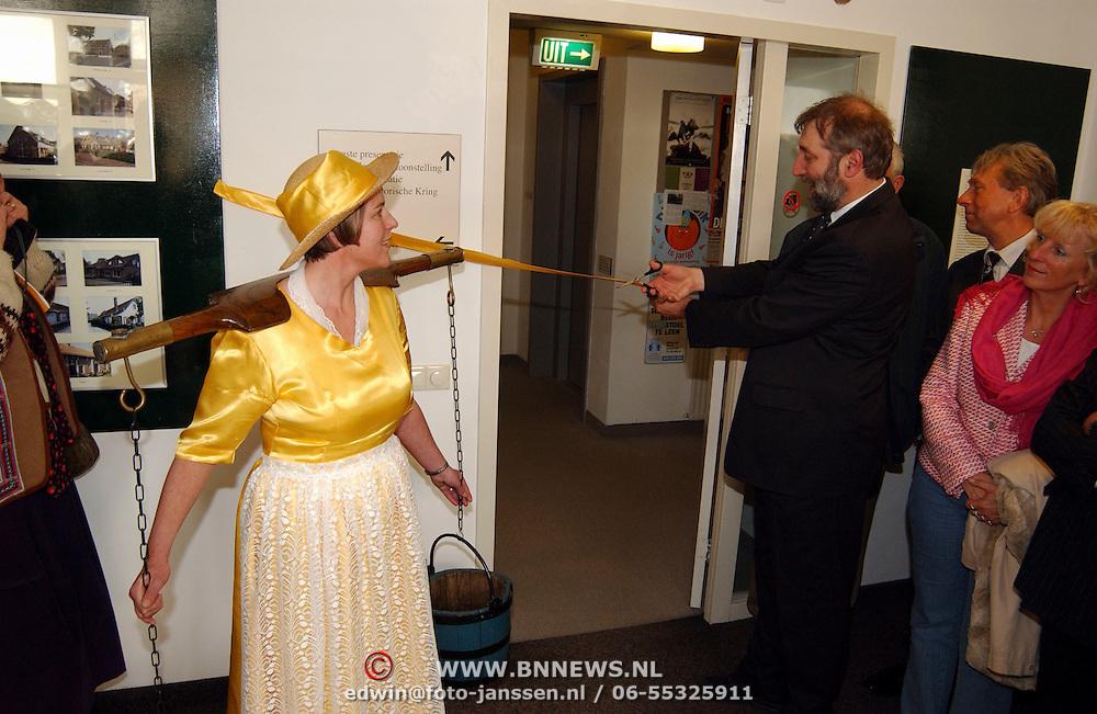 Opening tentoonstelling Huizer Museum