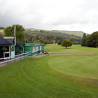 Views of the Aberfeldy Golf Club course and club house.<br />27.9.2003.<br /><br />Picture by John Lindsay .<br />COPYRIGHT: Perthshire Picture Agency.<br />Tel. 01738 623350 / 07775 852112.