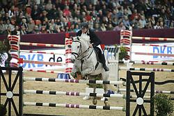 Schröder, Dirk, Clearly zero<br /> Neustadt-Dosse - CSI 2015<br /> Championat der DKB<br /> www.sportfotos-lafrentz.de