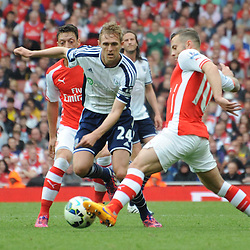 Arsenal v West Brom | Premier League | 24 May 2015
