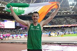 16/07/2017 : Michael McKillop (IRL), Men's 800m, T38, World Champion, at the 2017 World Para Athletics Championships, Olympic Stadium, London, United Kingdom