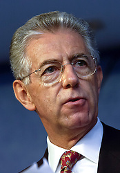 Mario Monti, former European Commissioner for Competition, has been nominated to become the next prime minister of Italy. (Photo © Jock Fistick)