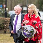 NLD/Leusden/20180306 - Uitvaart Mies Bouwman, Jan Nagel en partner