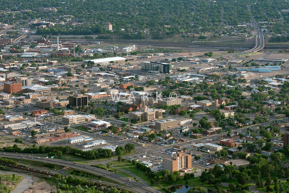 Pueblo, Colorado. June 2014