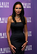 Susan Fales-Hill attends Alvin Ailey's 2017 Opening Night Gala at The New York City Center in New York City, New York on November 29, 2017.