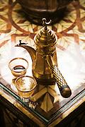 Traditional Arabic coffee pot