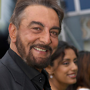 Cineworld Castleford  7 June 2007  IIFA  (International Indian Film Academy)  Indian actor Kabir Bedi at Red Carpet  world premiere of the movie The Train