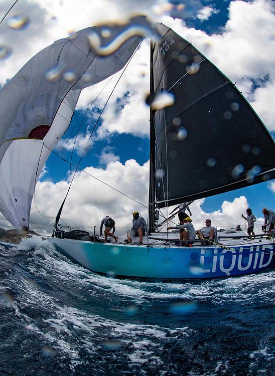 Liquid at Antigua Sailing Week