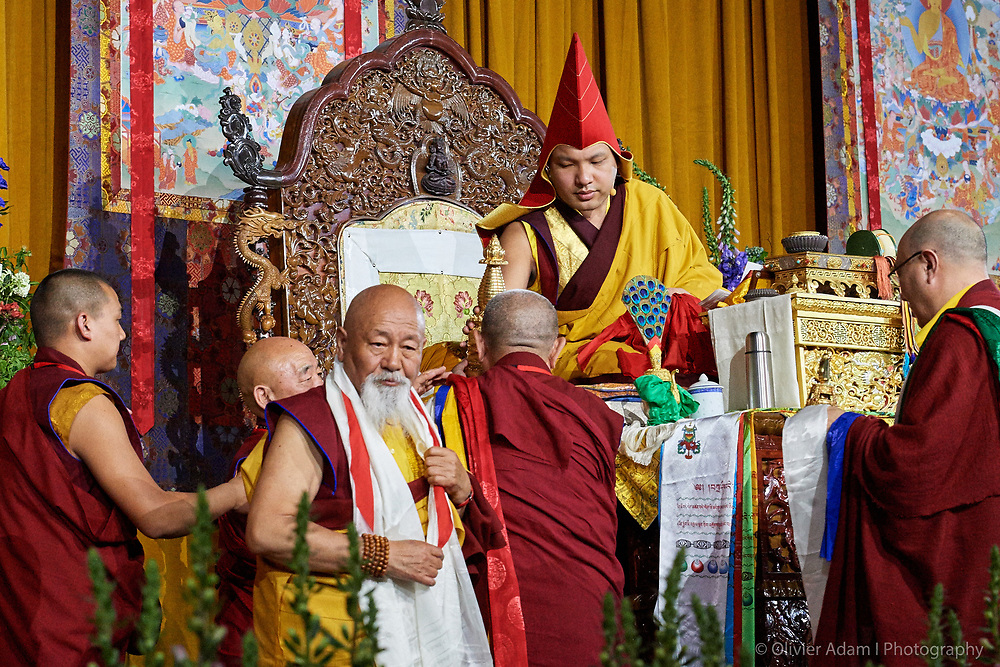 Karmapa London 2017 First visit of His Holiness Karmapa in UK