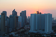 Philippines, Manilla, City views of Makati district.<br /> <br /> Photo: &copy; ZuteLightfoot