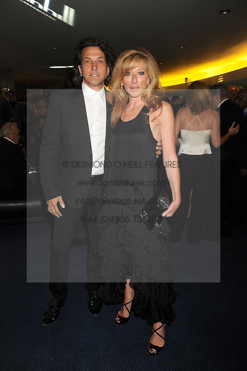 STEPHEN WEBSTER and KELLY HOPPEN at the GQ Men of the Year Awards held at the Royal Opera House, London on 2nd September 2008.<br /> <br /> NON EXCLUSIVE - WORLD RIGHTS