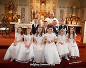 Glenmore & Ballyfacy Communion 2015