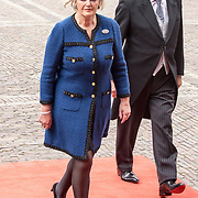NLD/Den Haag/20180918 - Prinsjesdag 2018, Ankie Broekers-Knol