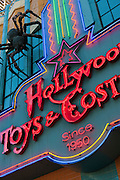 Hollywood, Boulevard, Stars, Walk of Fame, Los Angeles, Ca,  entertainment, tourist, attractions ,Vertical image