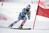 Lafoley giant slalom at Gunstock  March 10, 2012.