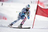 Lafoley giant slalom at Gunstock  March 10, 2012.