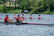 Men's Fours (4-) & Men's Quad (4x)