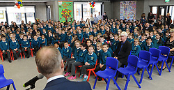 Official opening of Scoil Phadraig Westport on friday last.<br /> Pic Conor McKeown