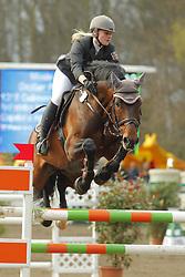 Springen, Calimero 272<br /> Bad Schwartau - Springturnier <br /> Grosser Preis von Bad Schwartau<br /> © www.sportfotos-lafrentz.de/Stefan Lafrentz