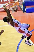 Jalen Reynolds<br /> Grissin Bon Pallacanestro Reggio Emilia - Enel New Basket Brindisi<br /> Lega Basket Serie A 2016/2017<br /> Reggio Emilia, 06/02/2017<br /> Foto A.Giberti / Ciamillo - Castoria