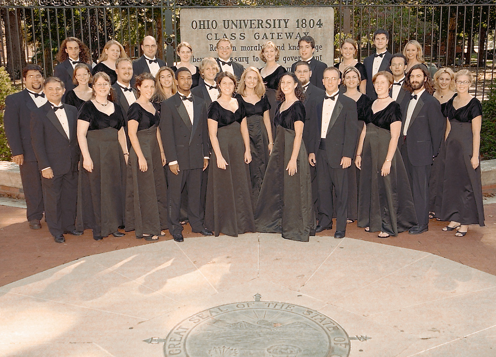 Peter Jarjisian, GVF and Ohio University Singers