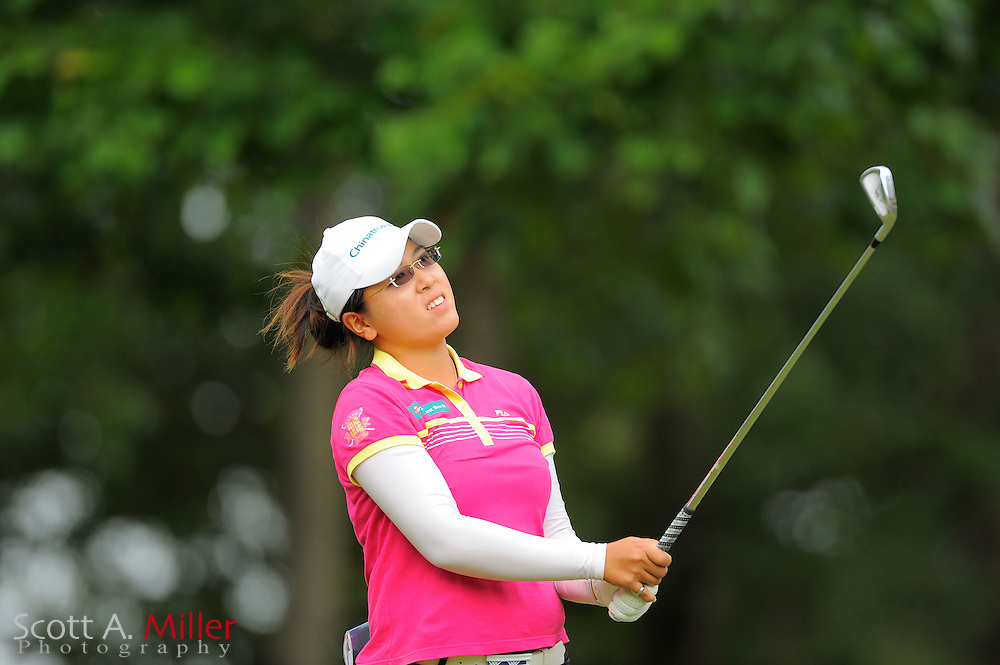 Tzu-Chi Lin during the Symetra Tour's Eagle Classic at the Richmond Country Club on August 18, 2012 in Richmond, Va...©2012 Scott A. Miller