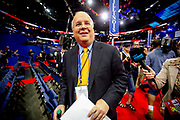 Republican strategist and political consultant Karl Rove at the GOP National Convention in Tampa Bay Forum.